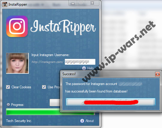 Instagram Hack InstaRipper